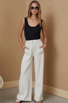 bec & bridge Billie Pant In Natural - Product List Image