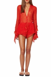 bec & bridge French Kiss Blouse - Front cropped