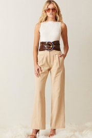 bec & bridge White Water Top - Front cropped