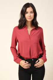 Timing Becca Blouse - Product Mini Image