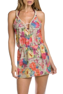 Shoptiques Product: Crochet Tank Dress