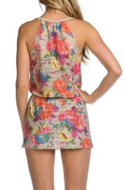 Becca Crochet Tank Dress - Front full body