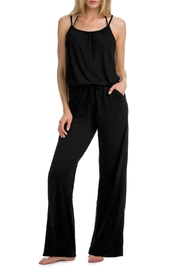 Becca Keyhole Back Jumpsuit - Product Mini Image