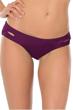Becca Keyhole Side Hipster Bottom - Product List Image