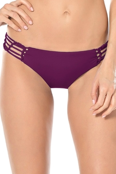 Becca Macrame Side Hipster Bottom - Product List Image