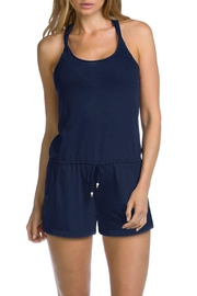 Becca T Back Romper - Product Mini Image