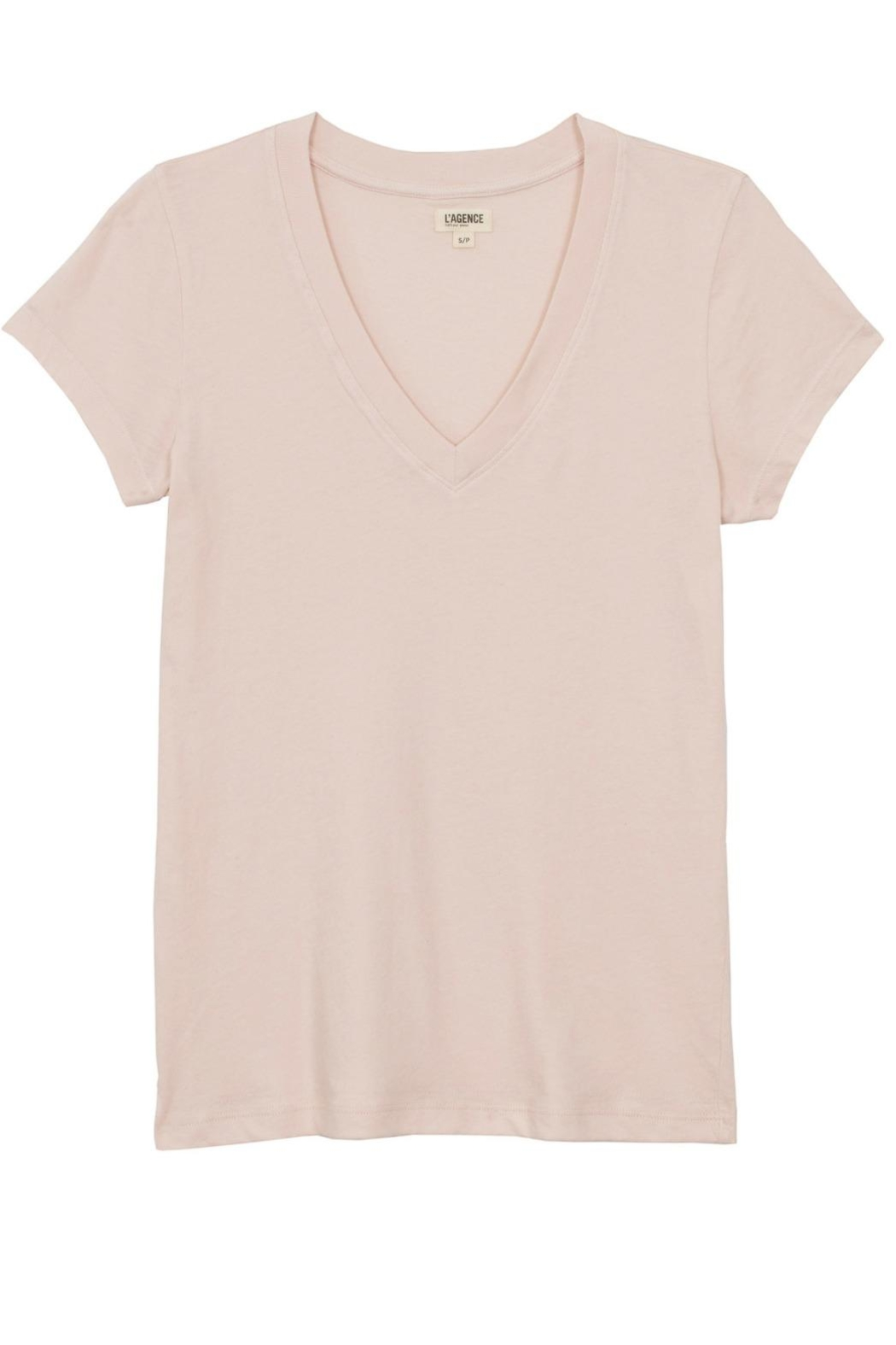 L'Agence Becca Tee - Front Full Image