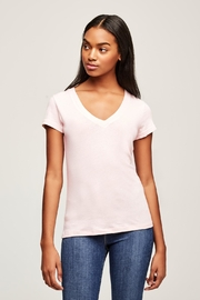 L'Agence Becca Tee - Front cropped