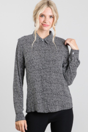 Threads + Co. Becca Top - Front full body