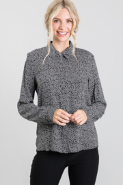 Threads + Co. Becca Top - Front cropped