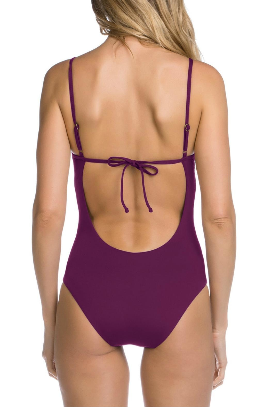 Becca U Back One Piece - Front Full Image