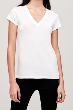 L'Agence Becca Vneck Tee - Product List Image