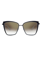 Diff Eyewear BECKY BLK/FLASH GREY - Product Mini Image