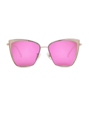 Diff Eyewear BECKY RG/PINK MIRROR - Product Mini Image