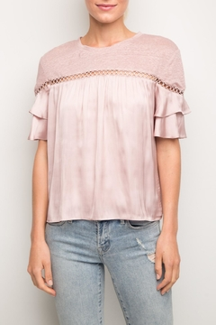 Shoptiques Product: Becky Ruffle Top
