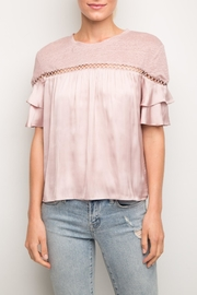 Generation Love  Becky Ruffle Top - Product Mini Image