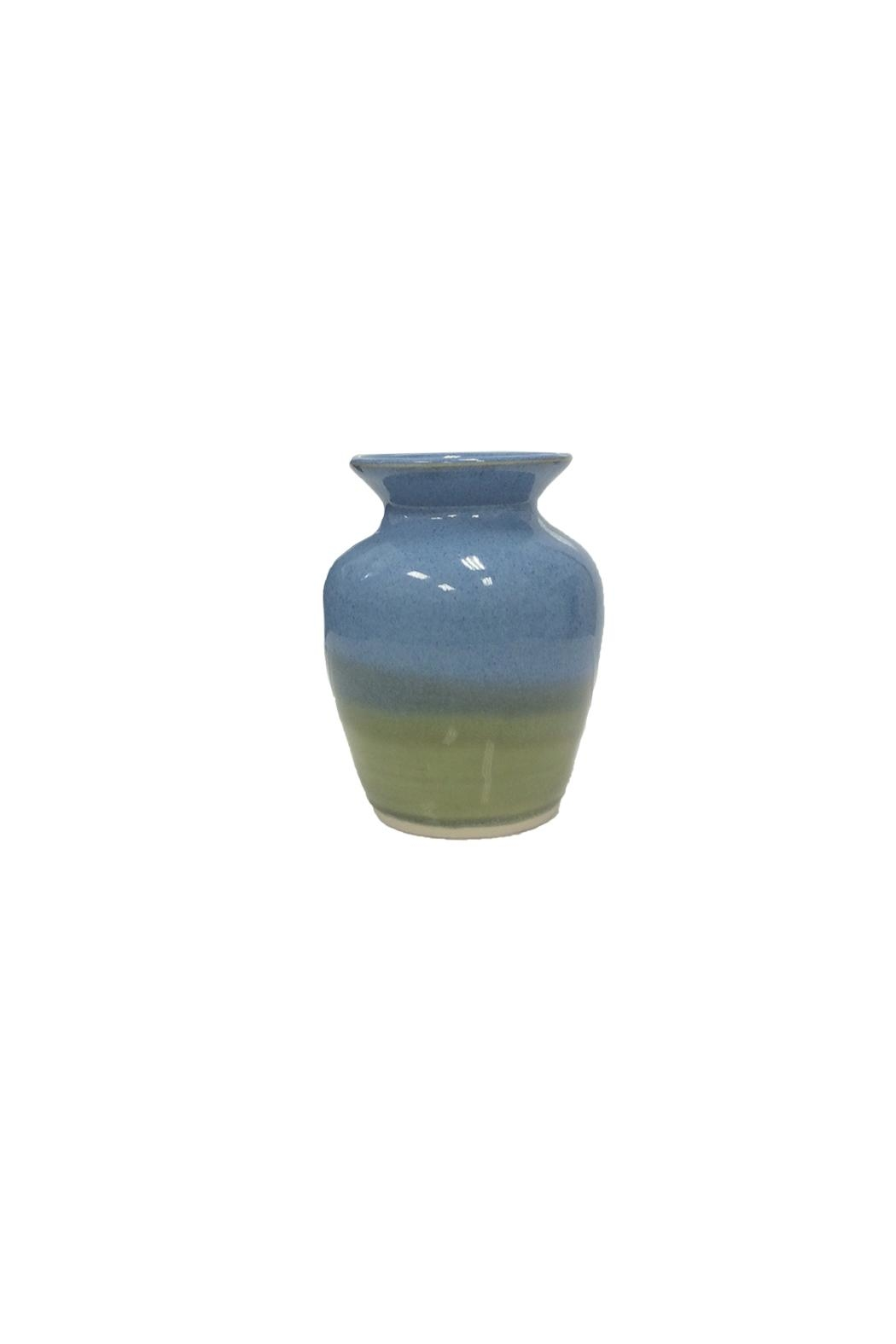 Becky Wright Pottery Flower Bud Vase - Side Cropped Image