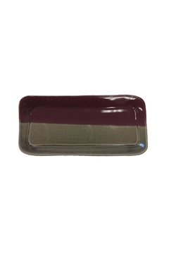 Shoptiques Product: Two-Tone Ceramic Tray
