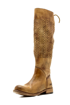 Shoptiques Product: Distressed Knee High Boot
