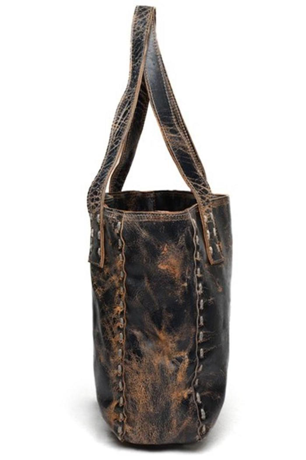 15386e30aefb BED STU Black Stevie Handbag from Lafayette by Brothers on the ...