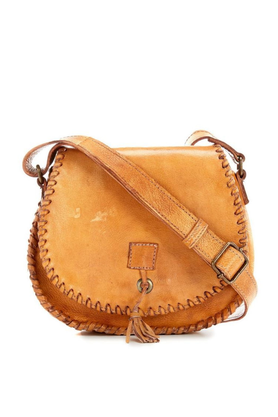 BED STU Half Moon Crossbody Bag - Main Image