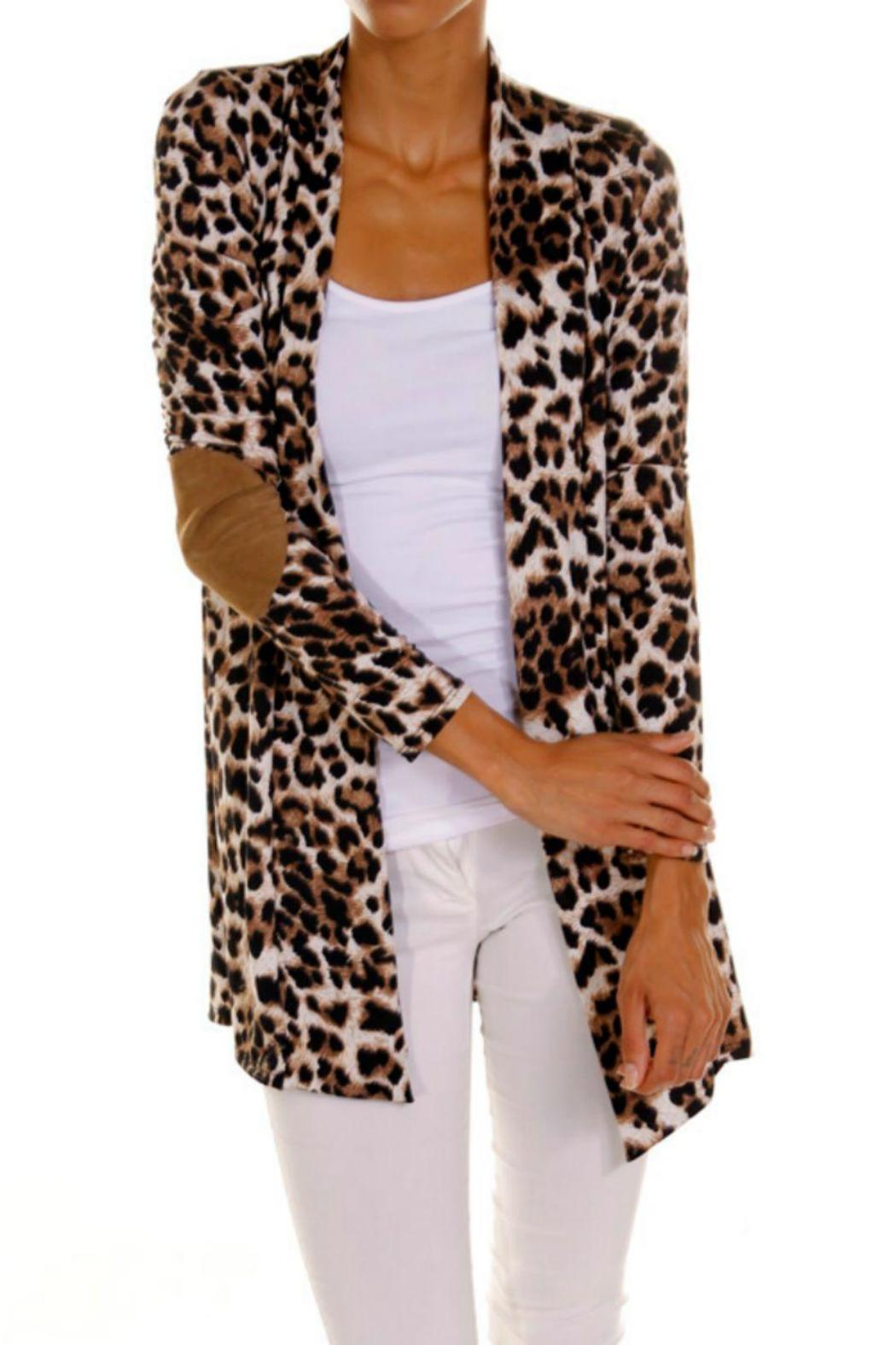 Bedazzled Leopard Cardigan from Oklahoma by Country Lace Boutique ...