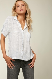 O'Neill Beddoe Button Down Top - Product Mini Image