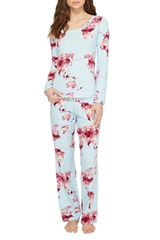 Bedhead Pajamas Floral Map Pajamas - Product Mini Image