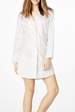 Bedhead Pajamas Notch Collar Nightshirt - Alternate List Image