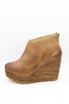 Bedstu Leather Upper Wedge - Product List Image