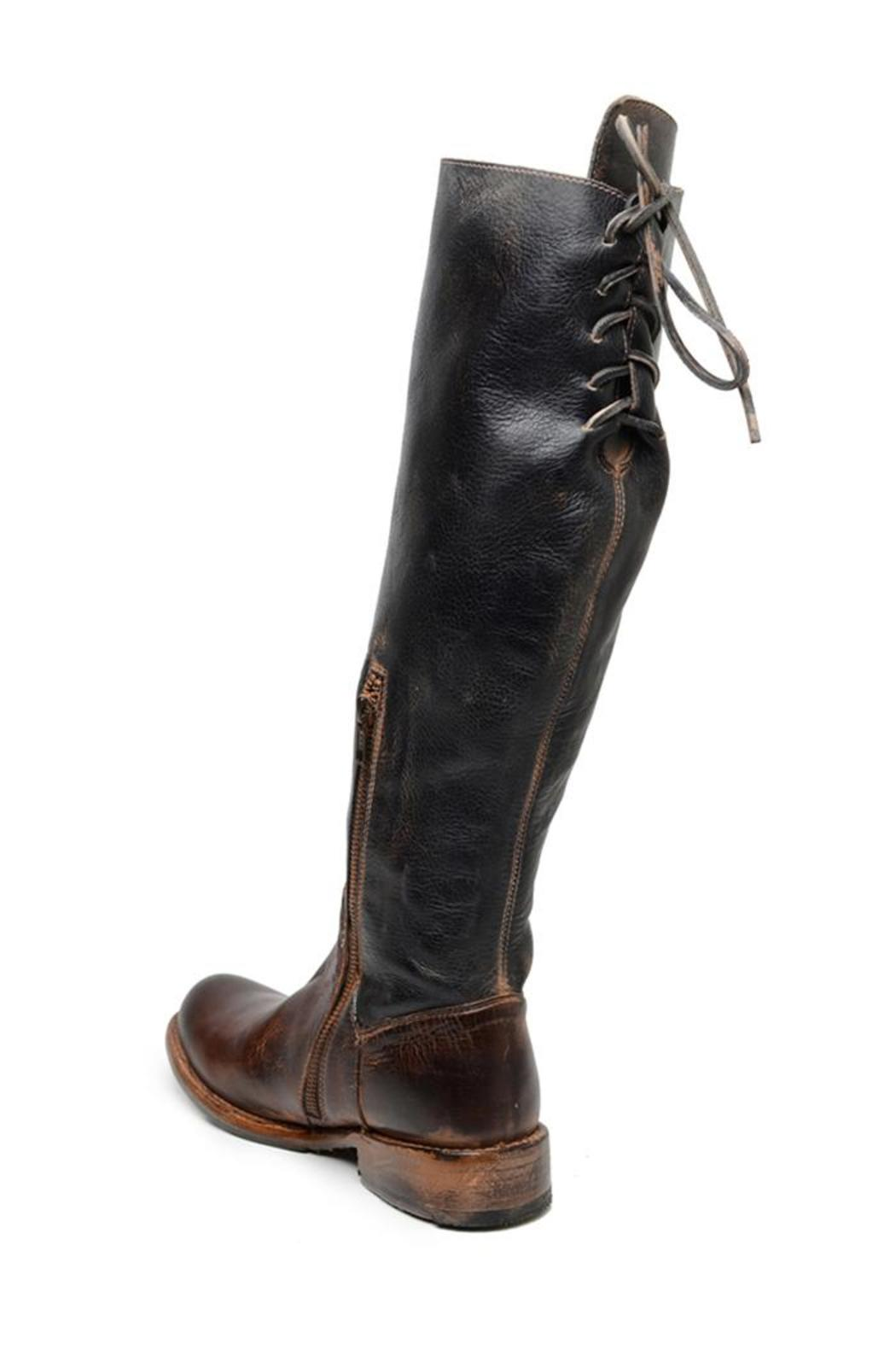 Bedstu Manchester Rustic Boot - Front Full Image