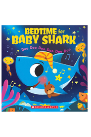 Scholastic Bedtime For Baby Shark - Product Mini Image