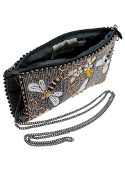 Mary Frances Bee Awesome Cellphone Bag - Side cropped