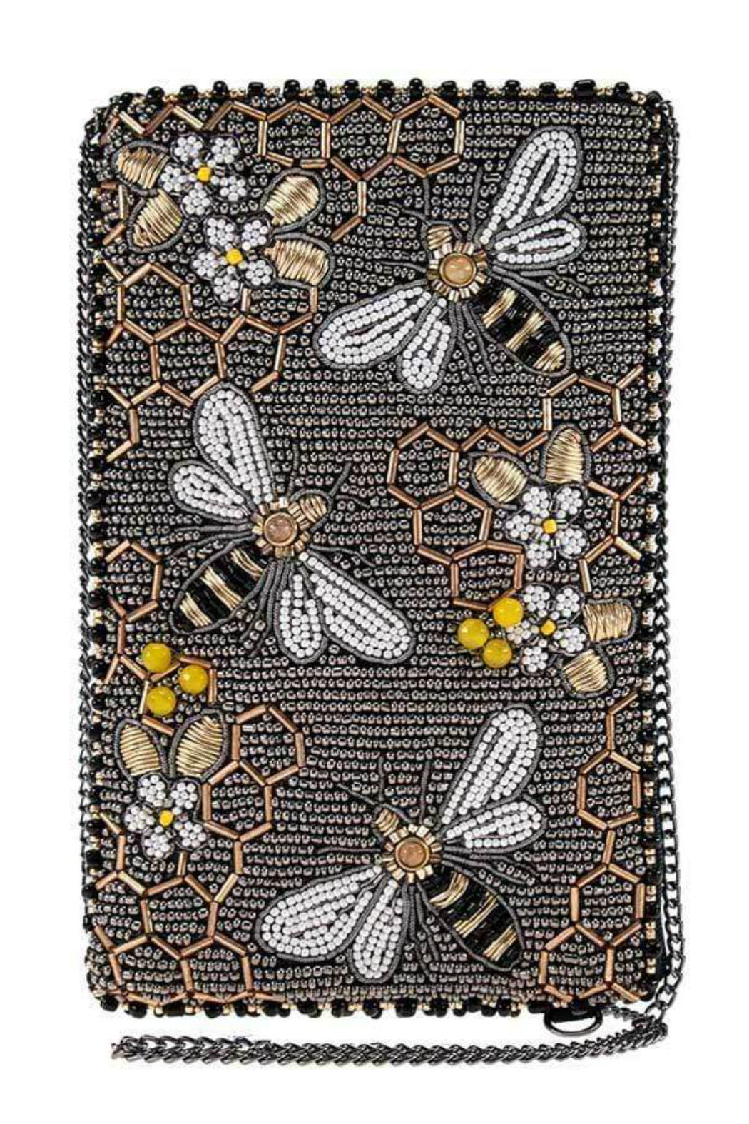 Mary Frances Bee Awesome Cellphone Bag - Main Image