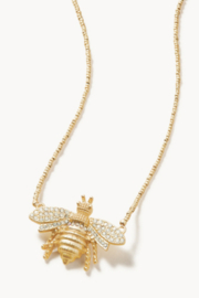 Spartina 449 BEE BITTY NECKLACE 17