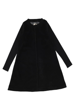 Shoptiques Product: Bee & Dee Black Velour Nightgown