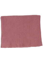 BEE AND DEE Bee & Dee Knit Colorblock Blanket - Product Mini Image