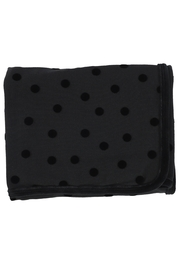 BEE AND DEE Bee & Dee Velvet Dot Blanket - Product Mini Image