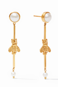 Julie Vos Bee Duster Earring - Product List Image