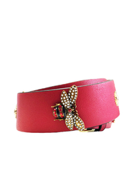 Private Label Bee Jeweled Strap - Front cropped