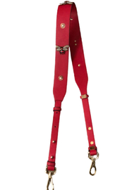 Private Label Bee Jeweled Strap - Front full body
