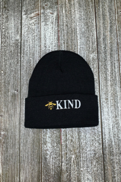 Shoptiques Product: Bee Kind Beanie