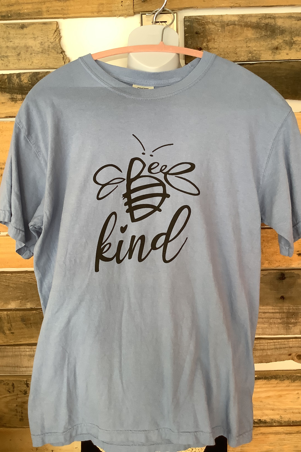 Kindred Mercantile Bee Kind Tee - Front Cropped Image