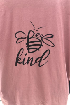 Kindred Mercantile Bee Kind Tee - Product List Image