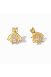 Julie Vos BEE LUXE EARRINGS - Front cropped