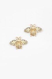 Embellish Bee Mine-Only Earrings - Product Mini Image