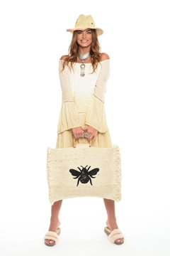 Muche et Muchette Bee Oversized Tote - Product List Image