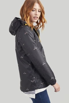 Joules Bee Packable Raincoat - Product List Image