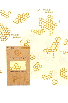 Bee's Wrap Reusable Food Wrap - Product List Image