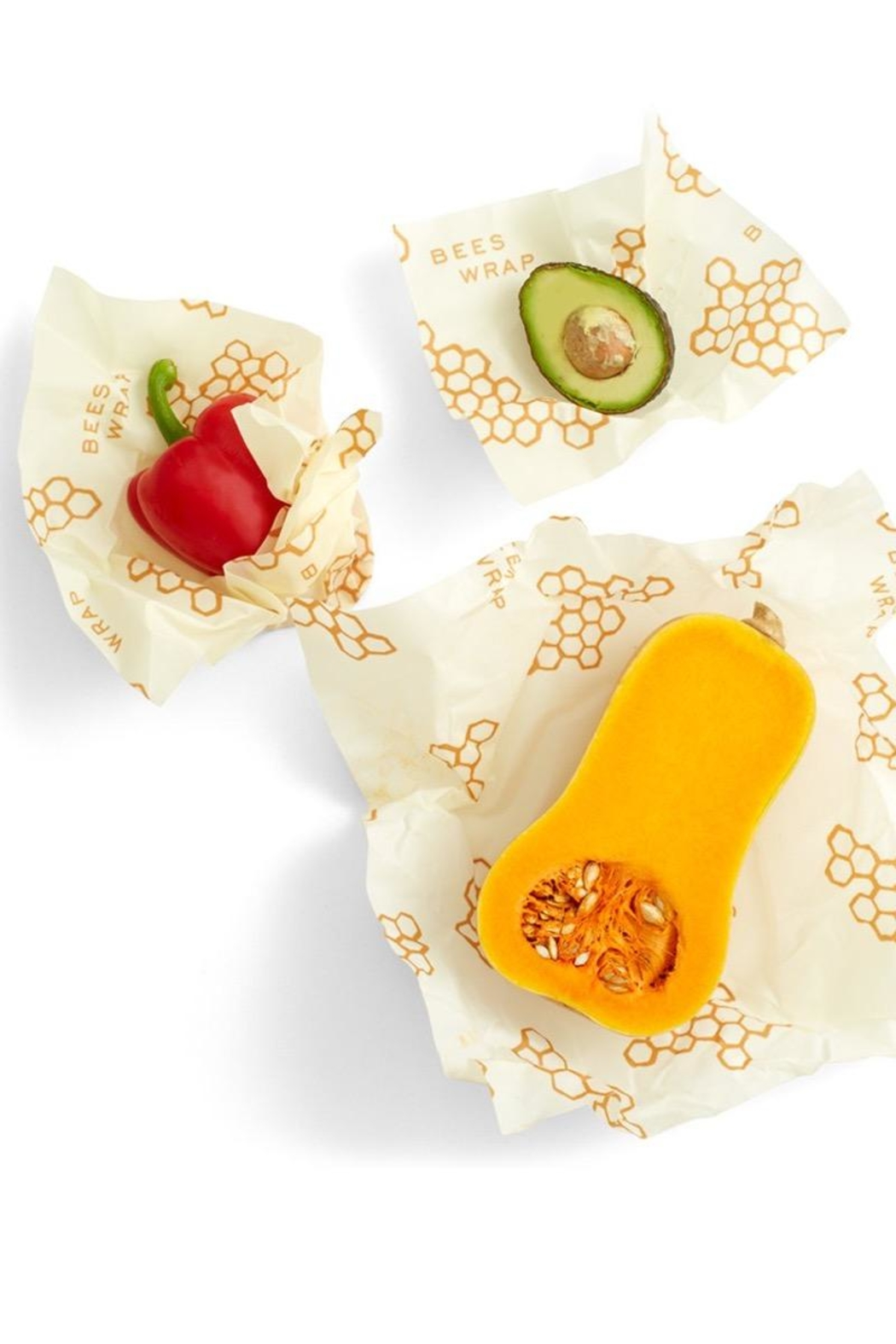 Bee's Wrap Reusable Food Wrap - Front Full Image